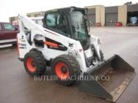 BOBCAT CHARGEURS COMPACTS RIGIDES S750 equipment  photo 2