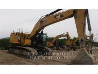 CATERPILLAR PELLES SUR CHAINES 374FL equipment  photo 2