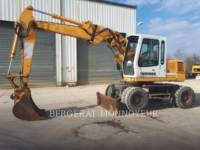 Equipment photo LIEBHERR A312 EXCAVADORAS DE RUEDAS 1