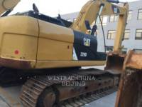Equipment photo Caterpillar 329DL EXCAVATOARE PE ŞENILE 1