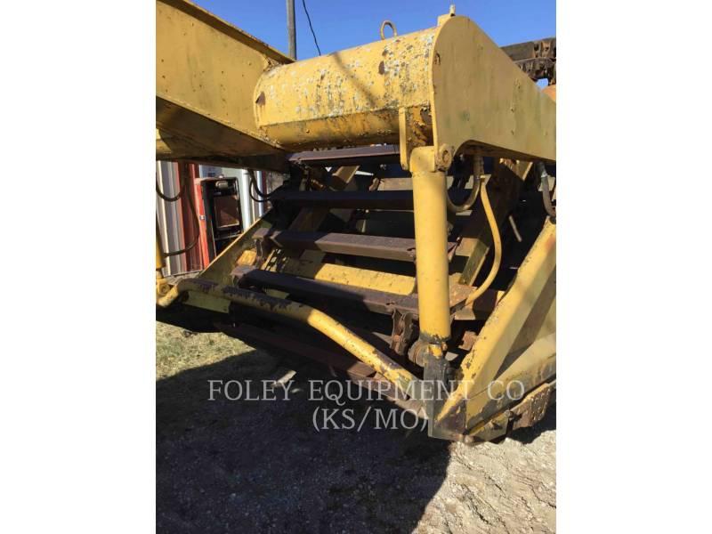 JOHN DEERE WHEEL TRACTOR SCRAPERS 760A equipment  photo 12