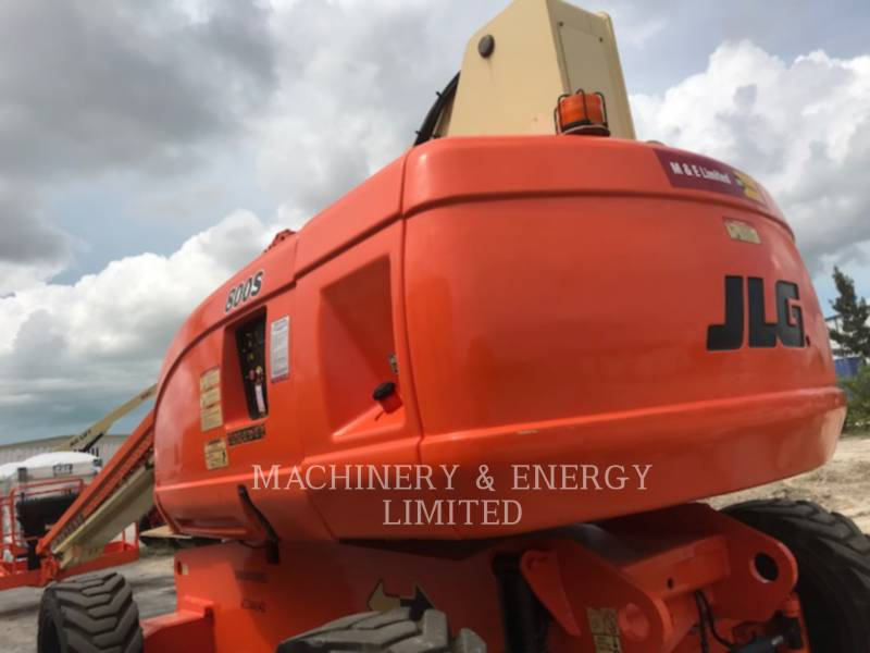 JLG INDUSTRIES, INC. DŹWIG - WYSIĘGNIK 800S equipment  photo 1
