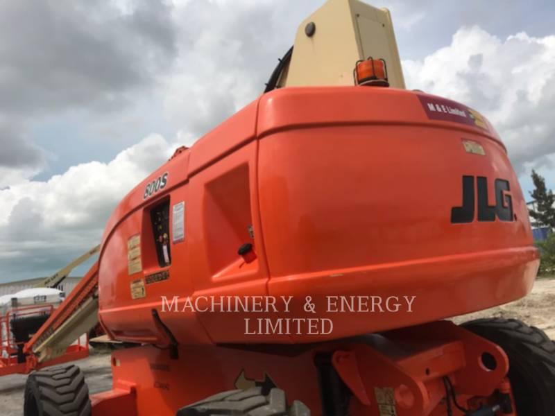 JLG INDUSTRIES, INC. LIFT - BOOM 800S equipment  photo 1