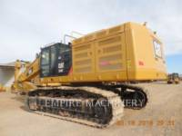 CATERPILLAR KETTEN-HYDRAULIKBAGGER 374FL equipment  photo 4