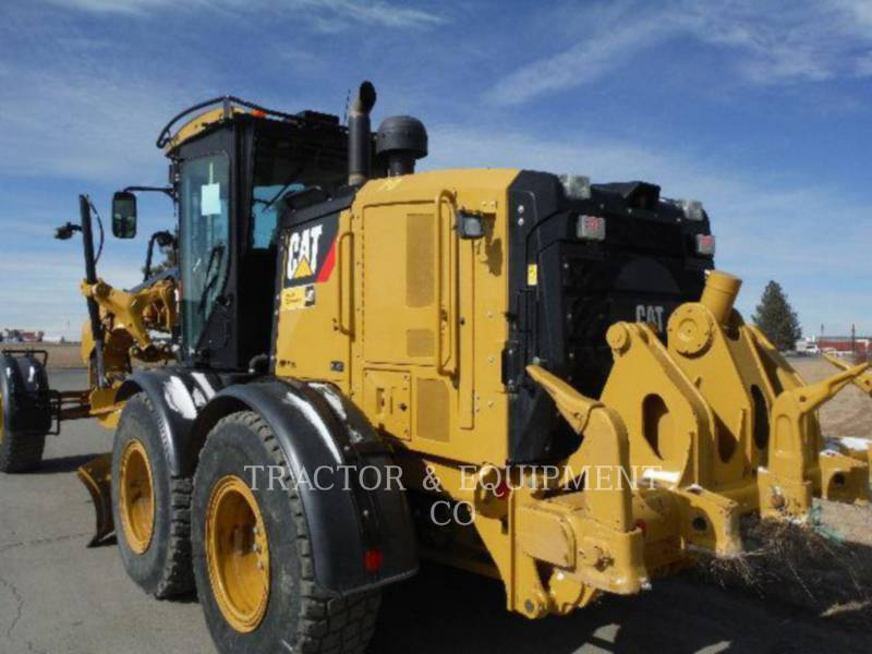 CATERPILLAR MOTORGRADERS 160M2 equipment  photo 9