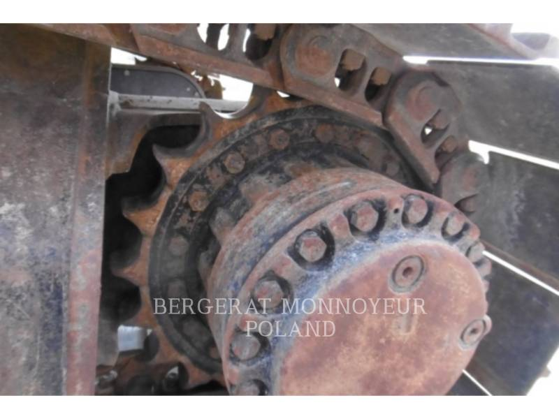 CATERPILLAR KETTEN-HYDRAULIKBAGGER 329ELN equipment  photo 8