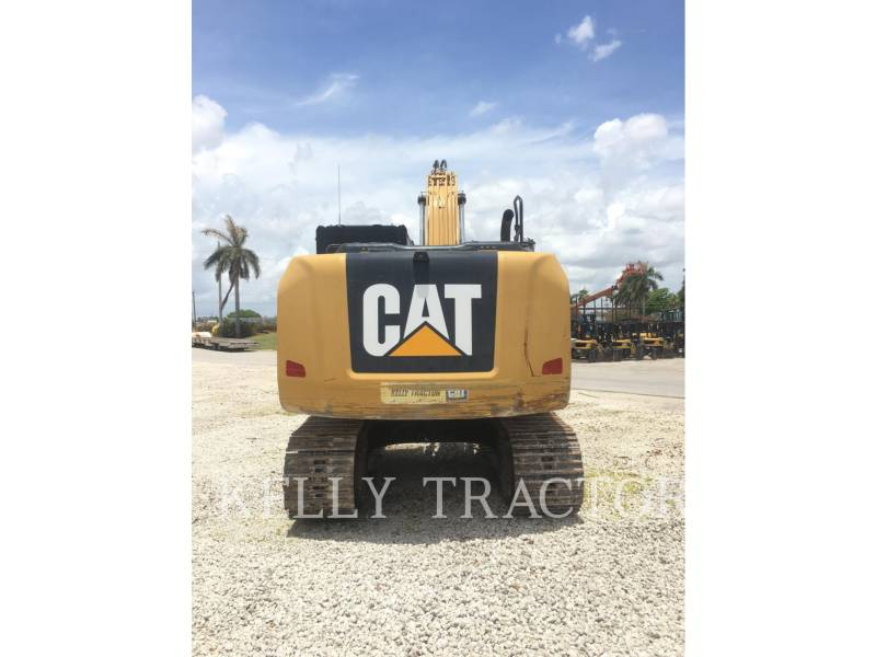 CATERPILLAR トラック油圧ショベル 318EL equipment  photo 4