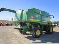 DEERE & CO. COMBINADOS S550 equipment  photo 11