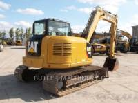 CATERPILLAR EXCAVADORAS DE CADENAS 308E CR equipment  photo 4