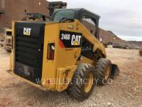 CATERPILLAR SKID STEER LOADERS 246D C1 HF equipment  photo 3