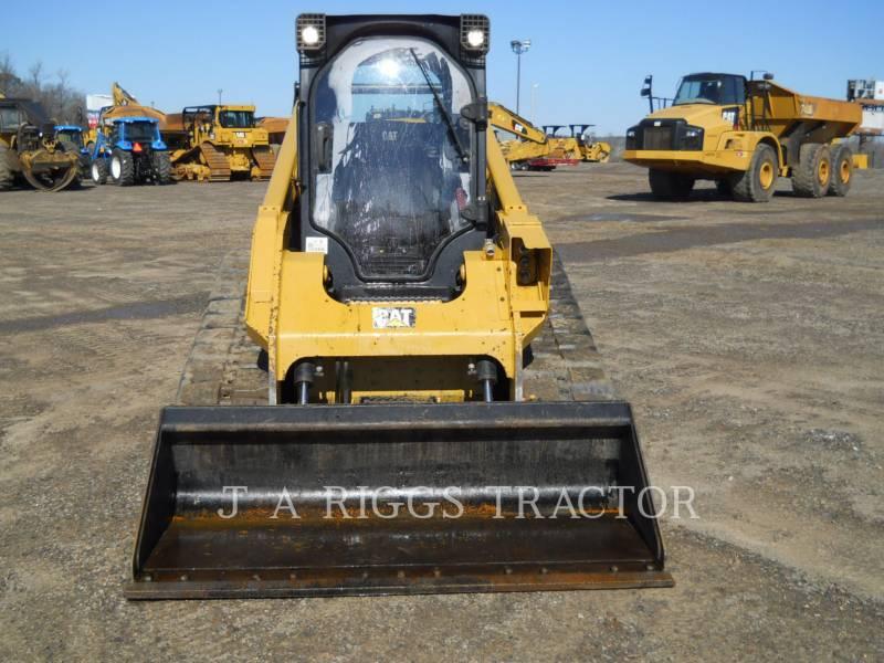 CATERPILLAR CHARGEURS TOUT TERRAIN 299D AH equipment  photo 9