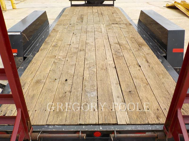 TOWMASTER TRAILERS TC-9D equipment  photo 17