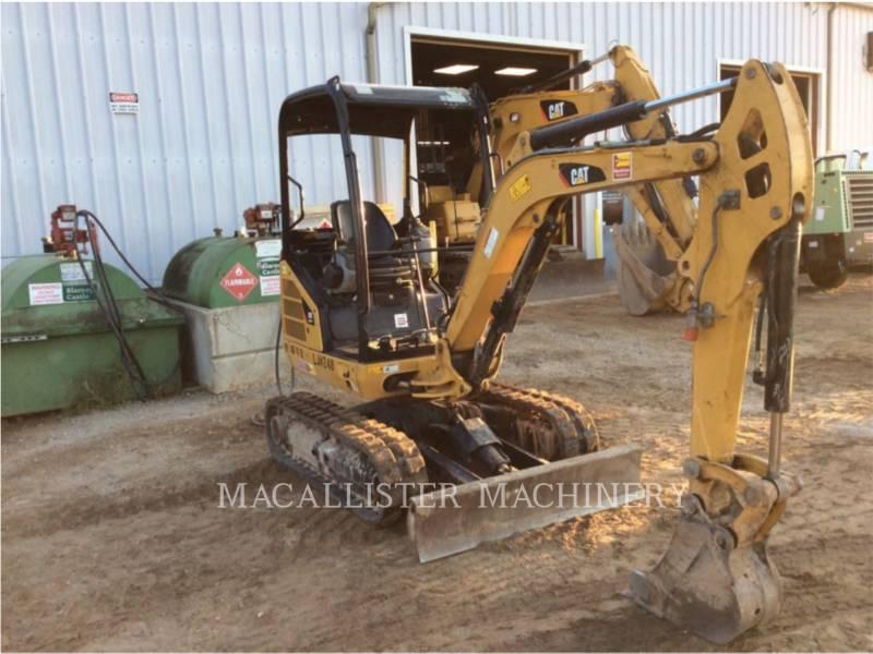 CATERPILLAR KETTEN-HYDRAULIKBAGGER 302.4D equipment  photo 2