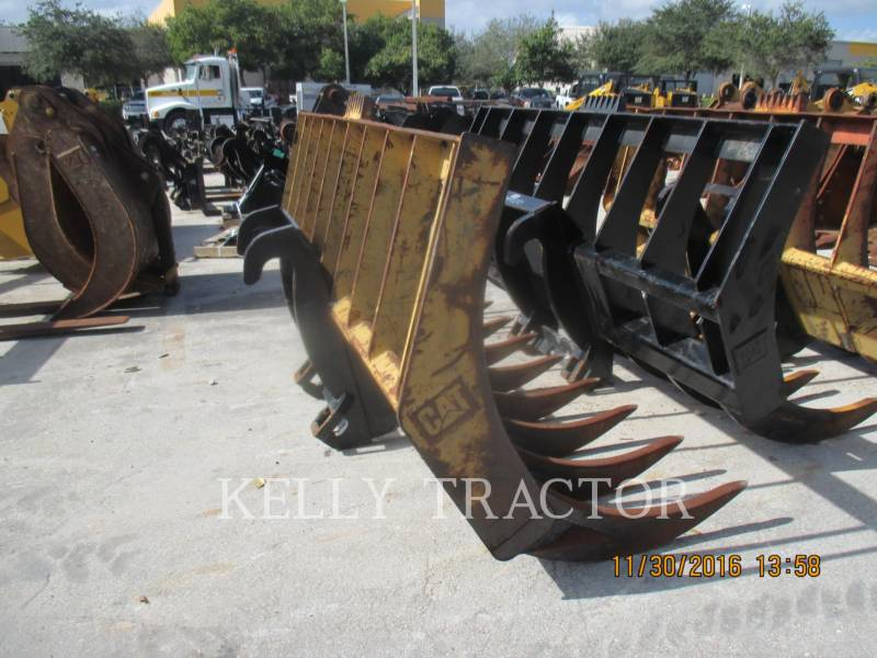 CATERPILLAR NARZ. ROB. - GRABIE 928G QC equipment  photo 3