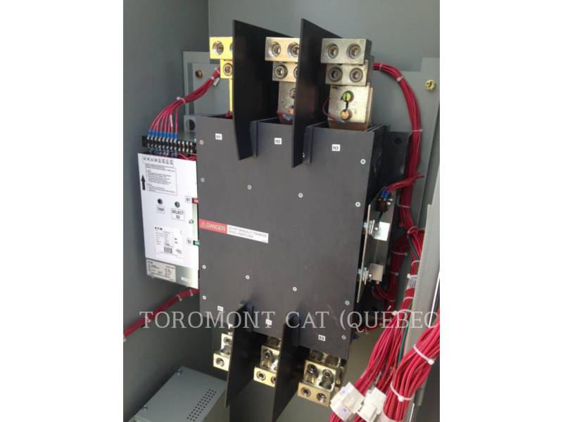 CATERPILLAR COMPONENTES DE SISTEMAS TRANSFER SW CAT ATC 600A 480V equipment  photo 5