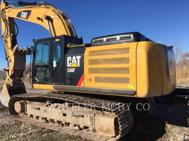 CATERPILLAR トラック油圧ショベル 336F L THM equipment  photo 1