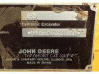 JOHN DEERE EXCAVADORAS DE CADENAS 85D equipment  photo 22