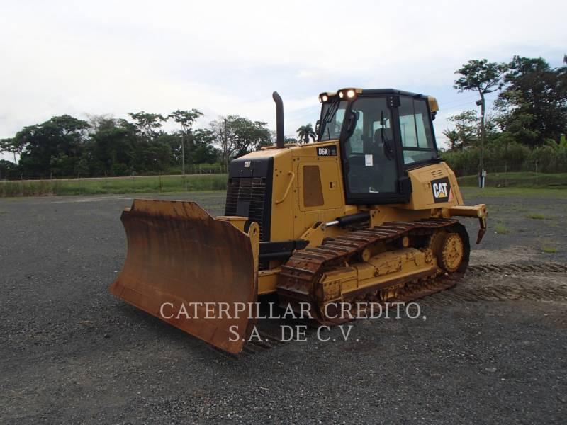 CATERPILLAR TRACK TYPE TRACTORS D6K2 equipment  photo 1