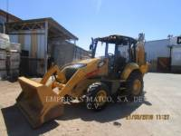 Equipment photo CATERPILLAR 420F2STLRC BAGGERLADER 1