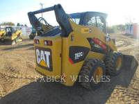 CATERPILLAR PALE COMPATTE SKID STEER 262C2 equipment  photo 3