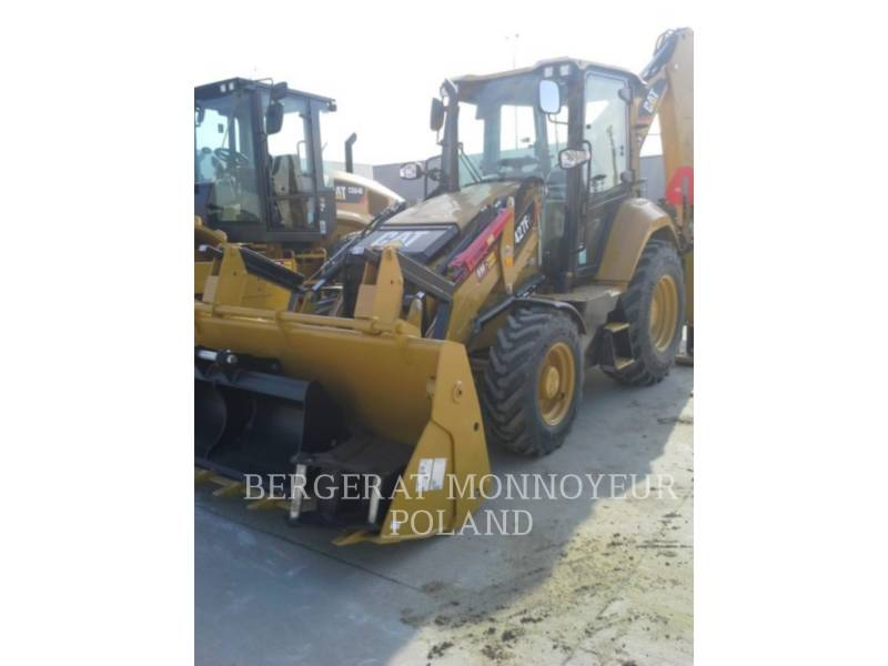 CATERPILLAR BACKHOE LOADERS 427F2 equipment  photo 9