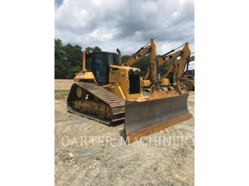 CATERPILLAR CIĄGNIKI GĄSIENICOWE D 6 N LGP equipment  photo 1