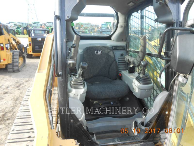 CATERPILLAR SKID STEER LOADERS 287 C equipment  photo 5
