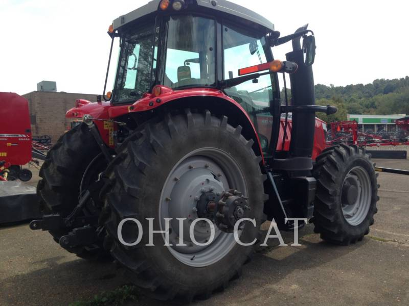 AGCO-MASSEY FERGUSON TRACTEURS AGRICOLES MF6616 equipment  photo 5