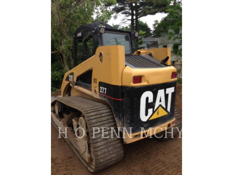 CATERPILLAR CARGADORES MULTITERRENO 277 equipment  photo 4