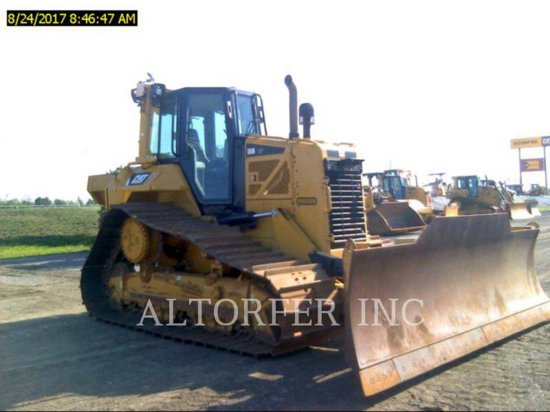 CATERPILLAR CIĄGNIKI GĄSIENICOWE D6N LGP equipment  photo 1