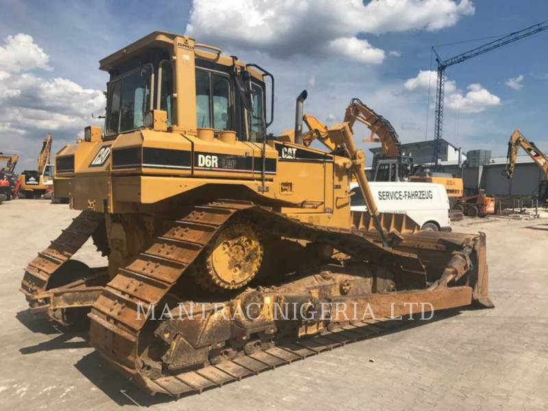 CATERPILLAR CIĄGNIKI GĄSIENICOWE D 6 R LGP equipment  photo 2