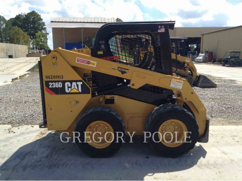 CATERPILLAR CHARGEURS COMPACTS RIGIDES 236D equipment  photo 8