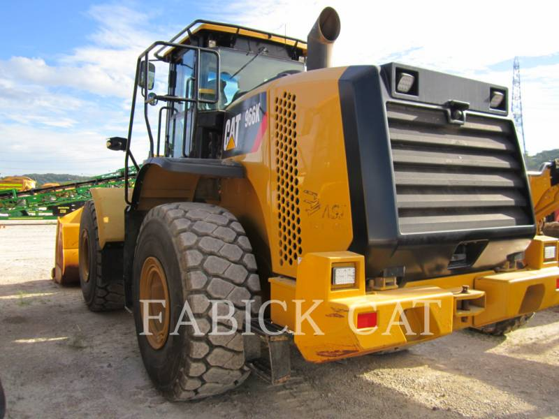 Caterpillar ÎNCĂRCĂTOARE PE ROŢI/PORTSCULE INTEGRATE 966K equipment  photo 3