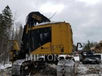 Equipment photo TIGERCAT 822C FORESTRY - FELLER BUNCHERS 1