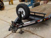 TOWMASTER TRAILERS TC-9D equipment  photo 2