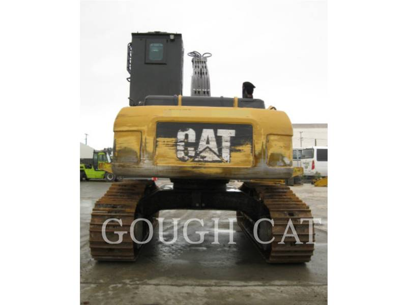 CATERPILLAR CARICATORE DI TRONCHI 325DFMLL equipment  photo 2