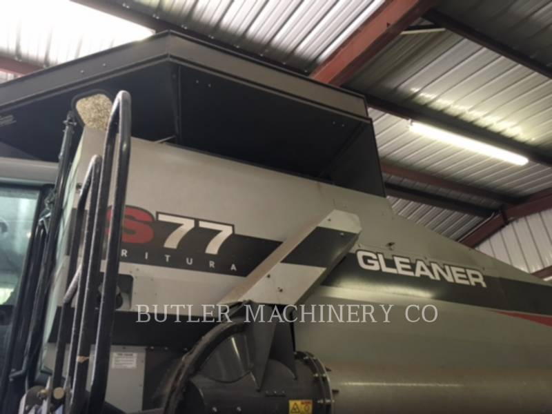 GLEANER COMBINAZIONI S77 equipment  photo 5