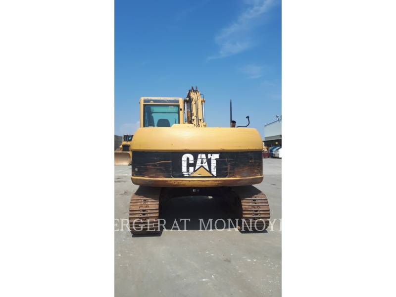CATERPILLAR KETTEN-HYDRAULIKBAGGER 312CL equipment  photo 6