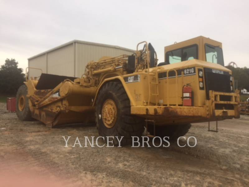 CATERPILLAR MOTOESCREPAS 621G equipment  photo 2