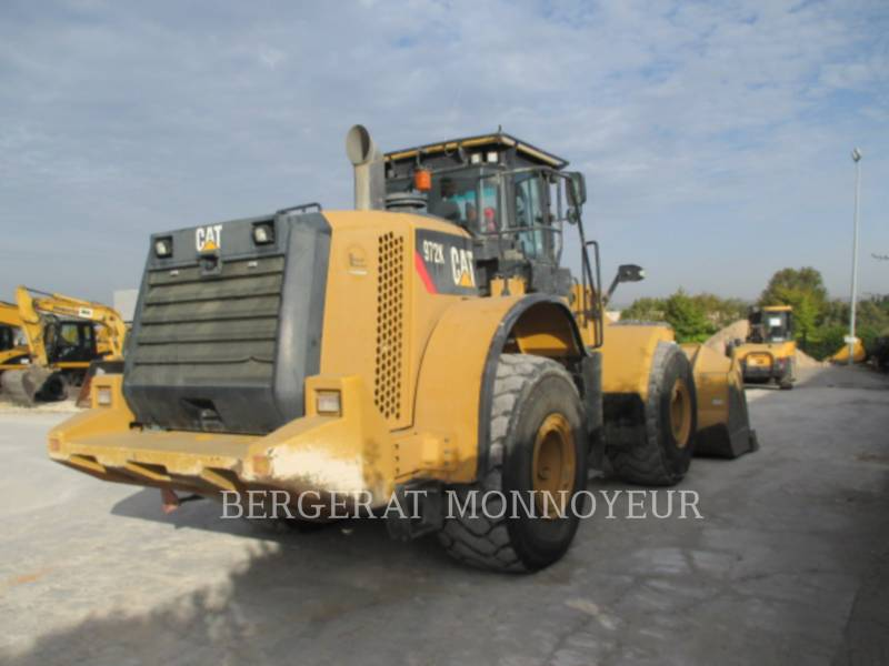 CATERPILLAR RADLADER/INDUSTRIE-RADLADER 972K equipment  photo 5