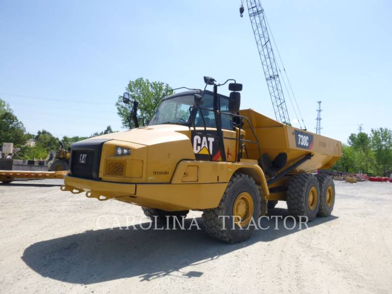 CATERPILLAR CAMINHÕES ARTICULADOS 730C equipment  photo 6