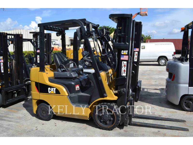 CATERPILLAR LIFT TRUCKS ELEVATOARE CU FURCĂ C5000 equipment  photo 2