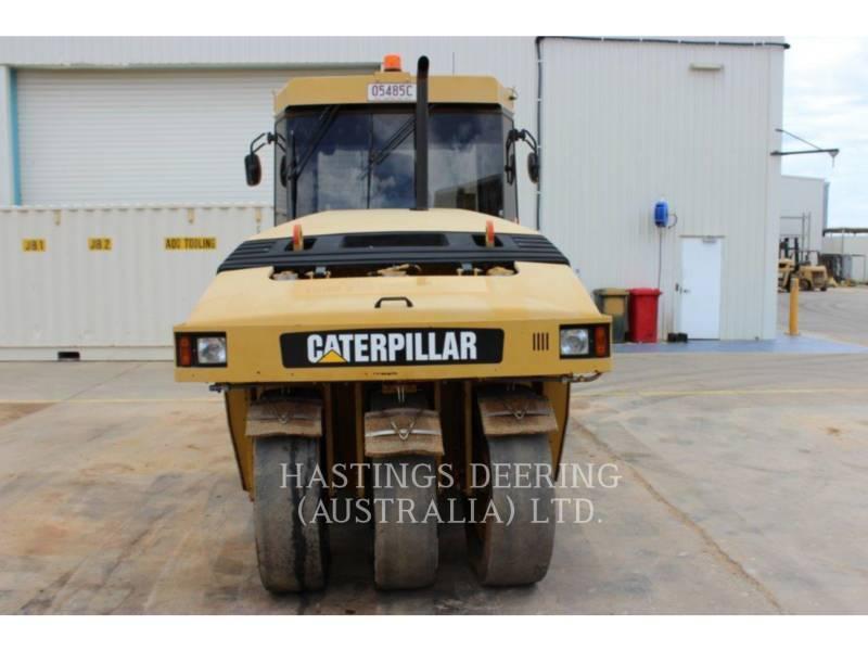 CATERPILLAR GUMMIRADWALZEN PF-300C equipment  photo 4