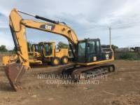 Equipment photo CATERPILLAR 318D2L TRACK EXCAVATORS 1