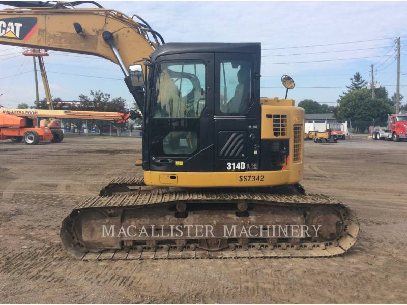 CATERPILLAR PELLES SUR CHAINES 314DLCR equipment  photo 4