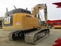 CATERPILLAR TRACK EXCAVATORS 349E L equipment  photo 9