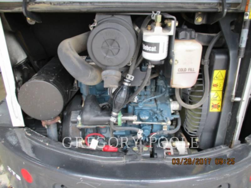 BOBCAT TRACK EXCAVATORS E35 equipment  photo 15