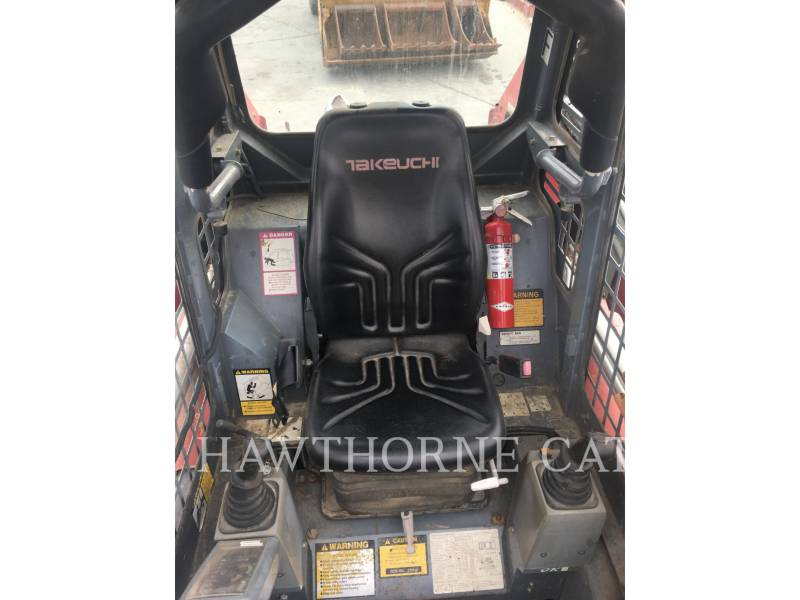TAKEUCHI MFG. CO. LTD. SKID STEER LOADERS TL130 SSL equipment  photo 11