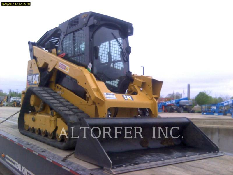 CATERPILLAR MINICARGADORAS 299D2 XHP equipment  photo 4