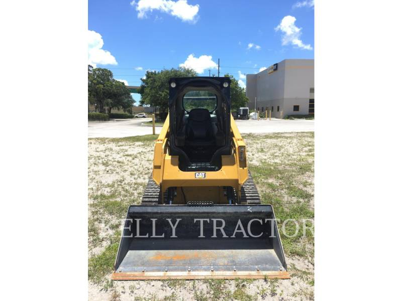CATERPILLAR CHARGEURS TOUT TERRAIN 257D equipment  photo 8